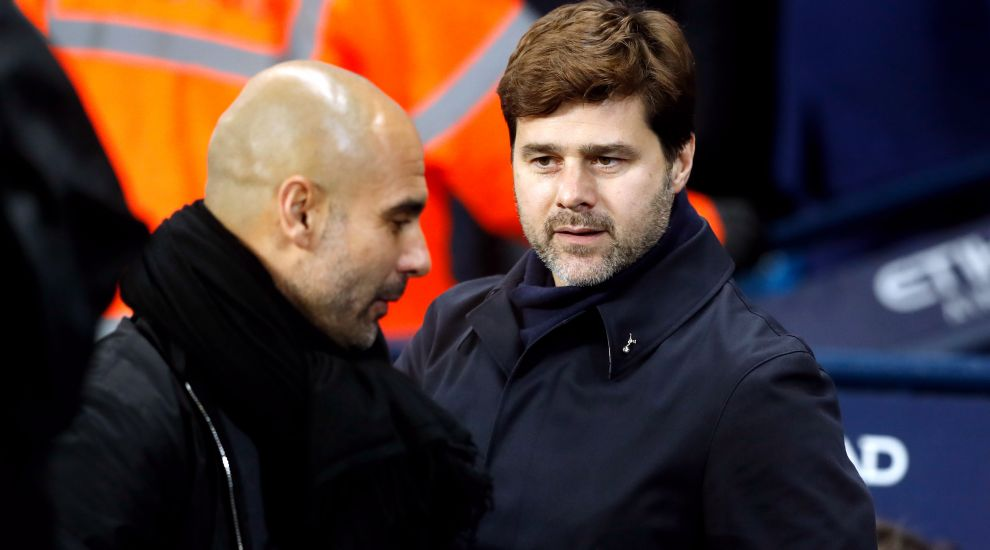 Tottenham and Manchester City drawn together in Champions League quarter-finals