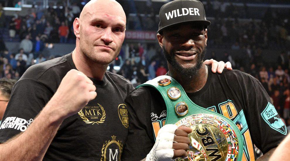 Warren hints at another US trip for Tyson Fury