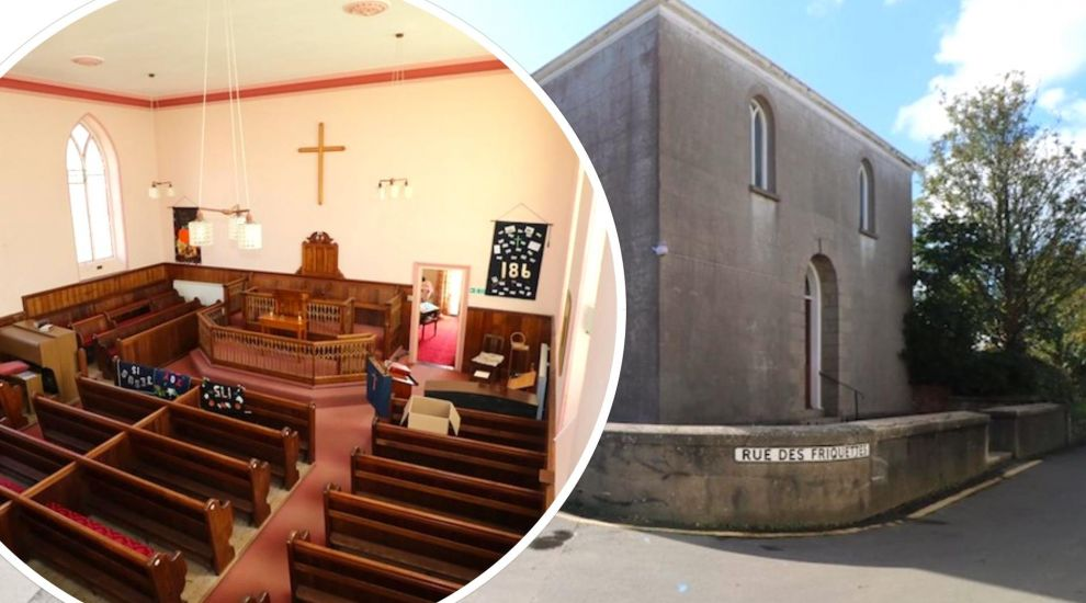 Want to live in a church?