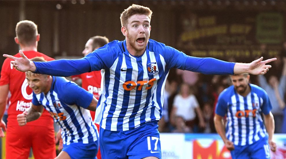 Alessio praises Kilmarnock's reaction to falling behind against Connah's Quay