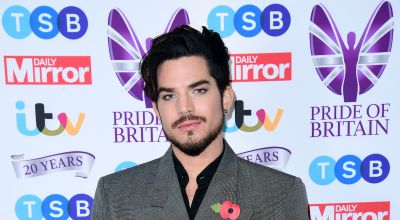 Adam Lambert launches foundation in support of LGBTQ+ human rights
