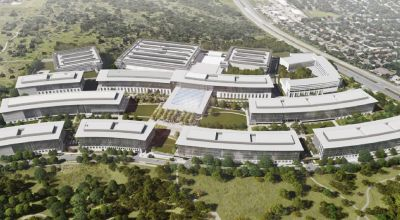 Apple begins construction on billion-dollar campus in Texas