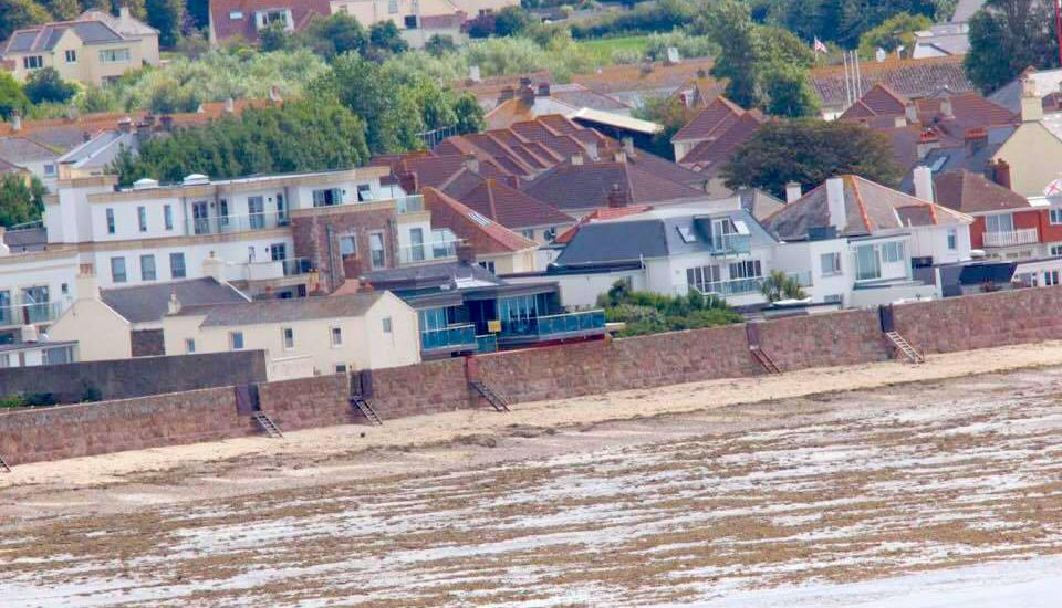 Sea wall row: States rake in £70k in just 12 months