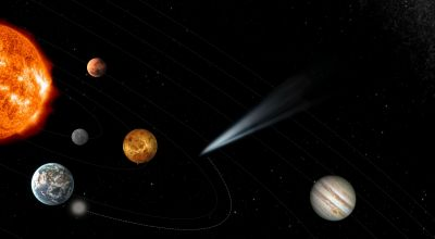 UK scientists lead comet mission for answers to our solar system