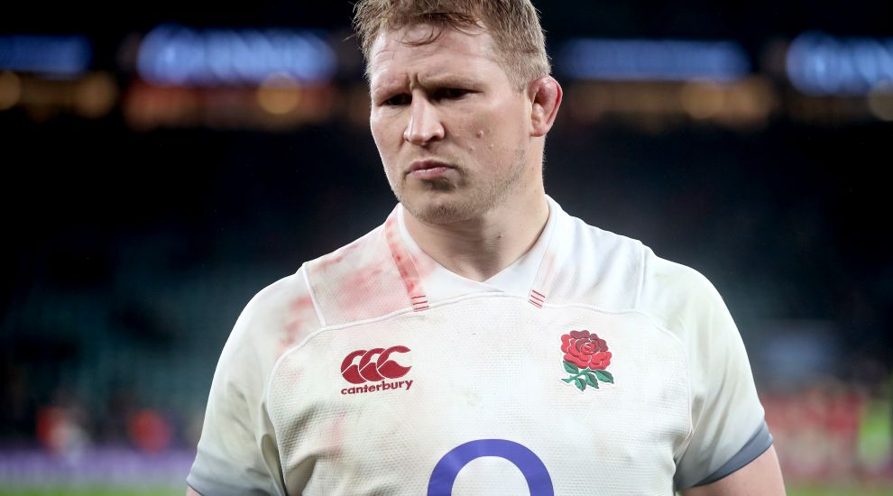 Dylan Hartley to miss England's South Africa tour as he takes break from rugby
