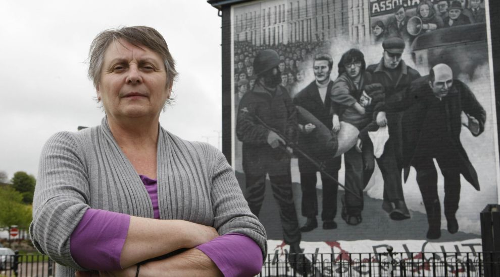 Sister of teenage Bloody Sunday victim wants to meet his killer