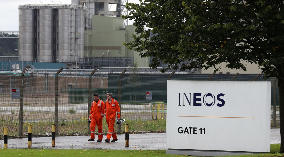 Boost for Forties oil and gas pipeline as Ineos invests £1bn
