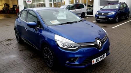 2017 Renault Clio Dynamique S Nav TCe 120 BHP Manual 5 Door Hatch