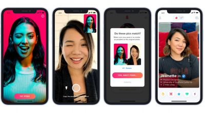 Tinder wants AI to check profile photos are real in catfishing crackdown