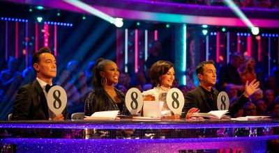 Strictly Come Dancing pulls in the viewers