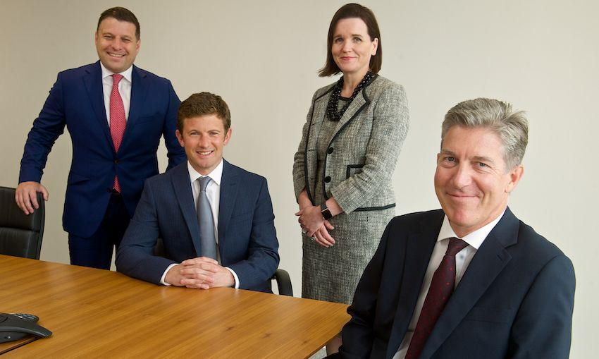 Rebrand at wealth management firm