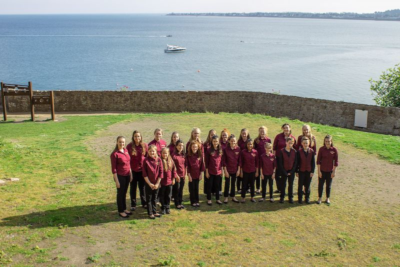 La dolce voce! Jersey choir in international singing showdown