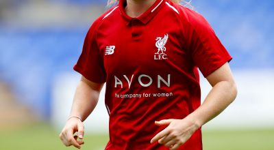 Liverpool Women pass time during pre-season weather delay with bucket challenge