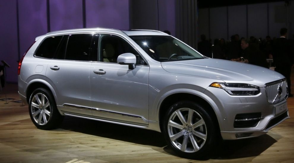 The Future Is Coming As Self Driving Volvo Cars To Be