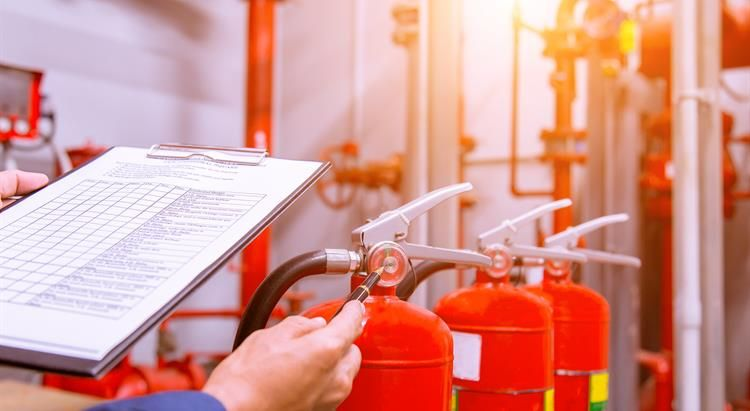 Law At Work introduces fire safety assessments