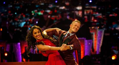 Kevin Clifton: I can't imagine Alex Scott kicking off