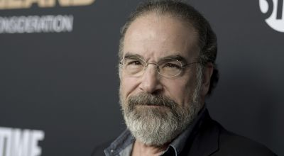 Homeland star Many Patinkin blasts politicians using 'xenophobia' to get elected