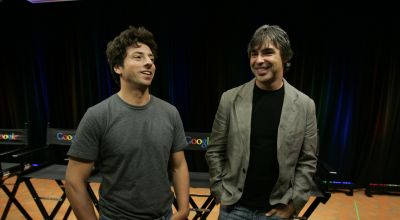 Google co-founders step down as executives of parent company Alphabet