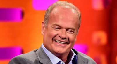 Kelsey Grammer would welcome 'third act' for Frasier