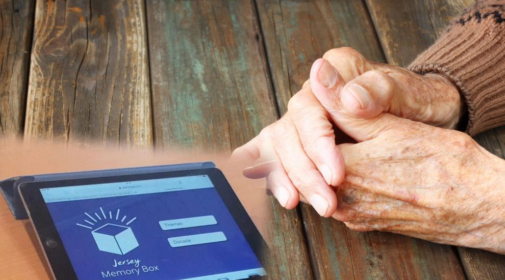WATCH: New app to take dementia sufferers down memory lane