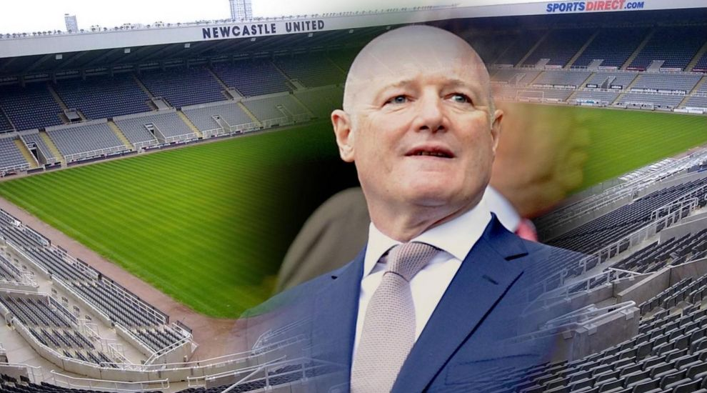 Jersey businessman on brink of Newcastle United takeover
