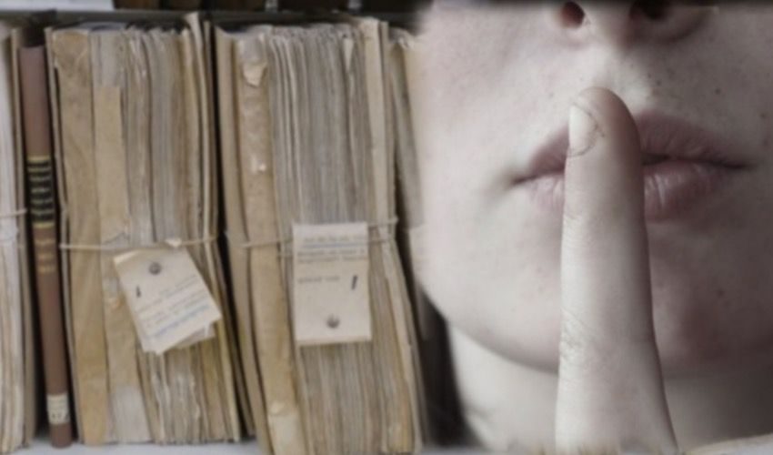 Government silence over Archive blunder