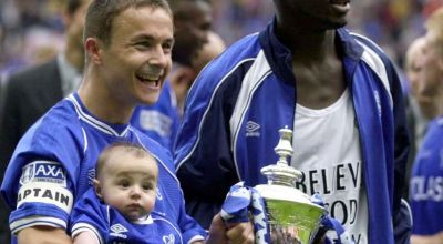 Dennis Wise's son makes FA Cup appearance 20 years after celebrating with father