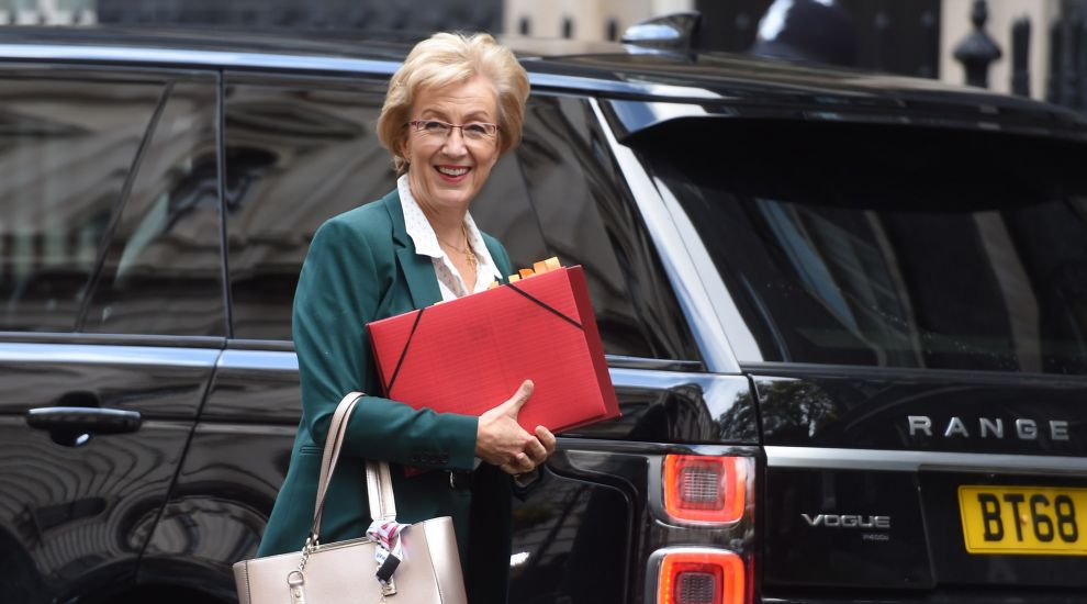 Leadsom plays down dispute with US in row over tech tax