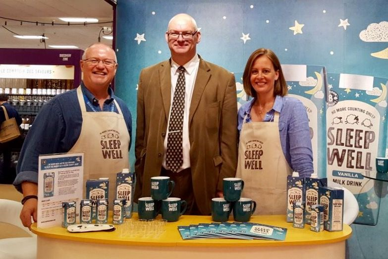 Sleep Well joins Canadian dairy programme