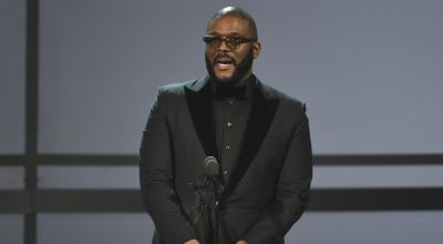 Film-maker Tyler Perry delivers powerful speech at BET Awards