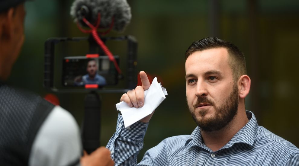 James Goddard to be sentenced for harassing pro-Remain MP Anna Soubry