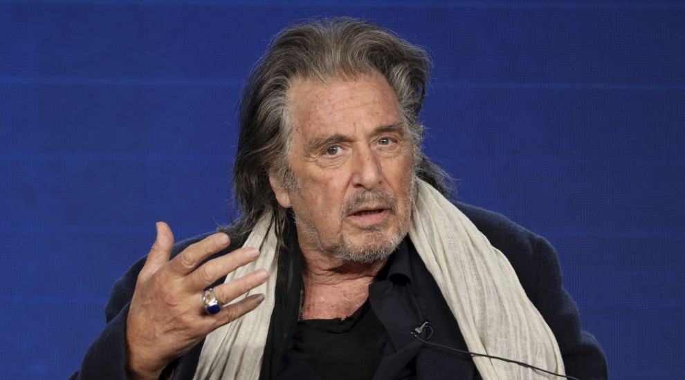 Al Pacino discusses his upcoming role in TV drama Hunters