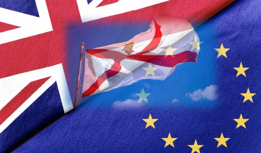 Jersey signs up to Brexit trade deal