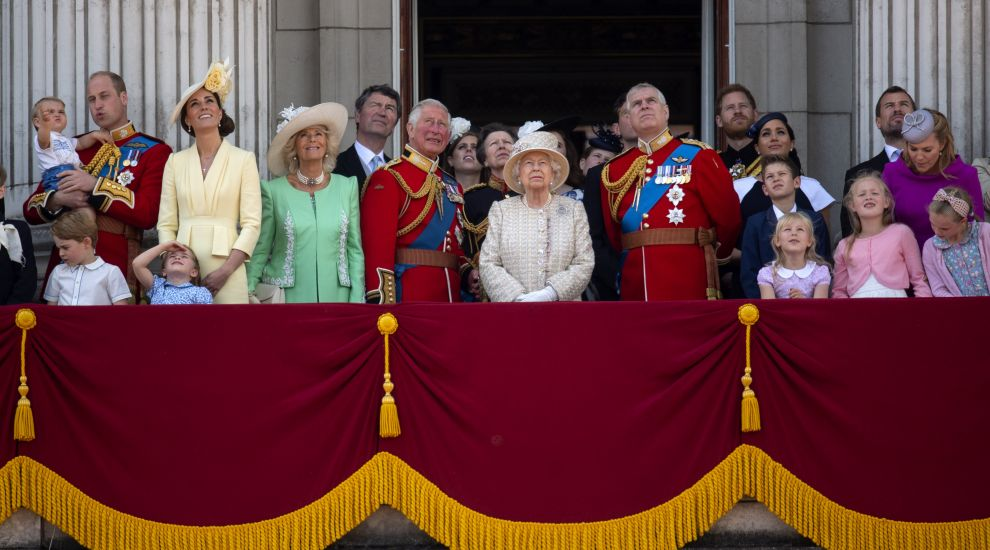 Key figures from the royal accounts