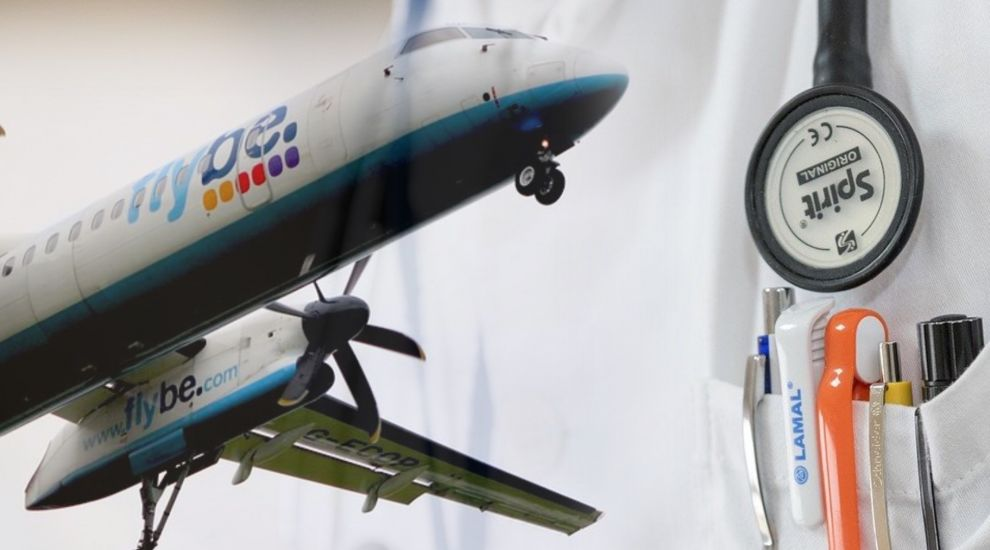 Flybe collapse puts lifeline routes at risk