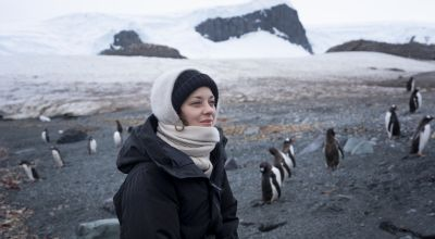Marion Cotillard leads star-studded Greenpeace expedition to Antarctic