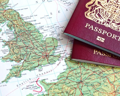Passports please? Brexit means Islanders must apply