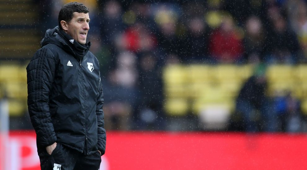 Gracia bemused by Deeney dismissal as Watford slip to Arsenal defeat