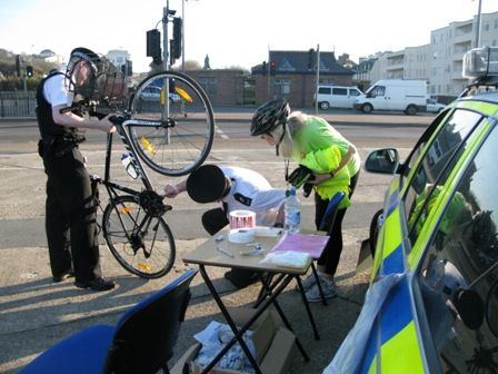 Free help protecting your bike