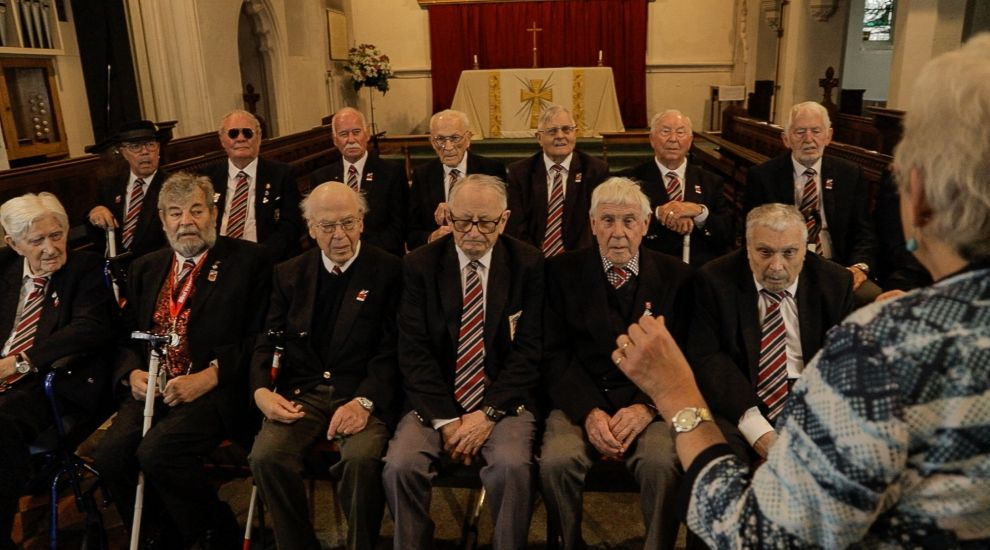 Choir of blind veterans releases first record