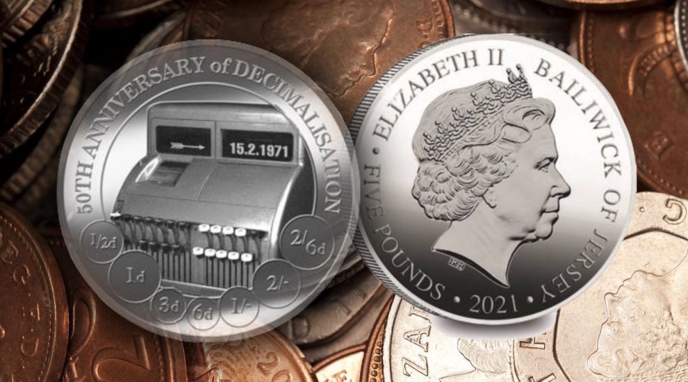 New coins to mark 50th anniversary of decimal currency