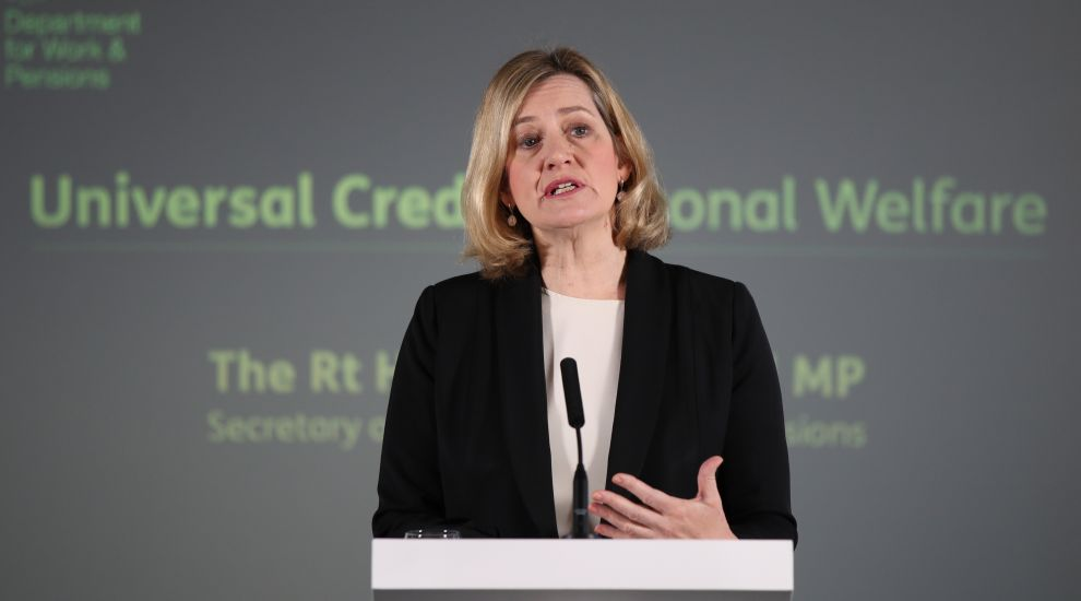 Universal Credit changes 'deeply alarming', Amber Rudd warned