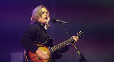 Lewis Capaldi says he might finally make some money, as he tops album chart