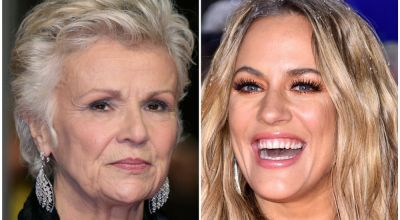 Dame Julie Walters addresses death of Caroline Flack