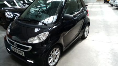 Electric Smart Fortwo Convertible - £10,995 £10995