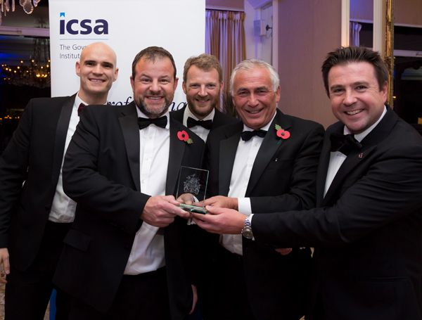 Aztec Group triumph at the 2017 Guernsey ICSA Awards!