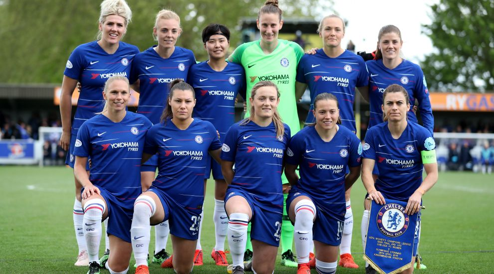 on sale 4b3be b6d24 Chelsea Women to be subject of fly-on-the-wall documentary ...