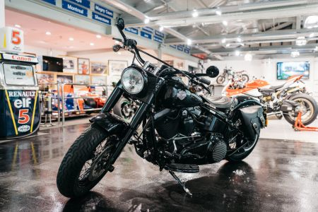Harley Davidson, FLS103 Softtail Slim