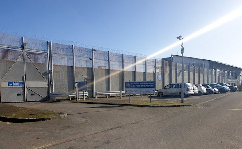 Praise for Jersey's prison in new report