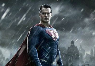 The Man of Steel is back!
